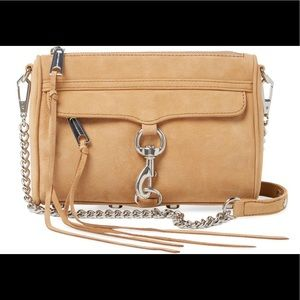 Rebecca Minkoff Sand MAC Convertible Crossbody Bag